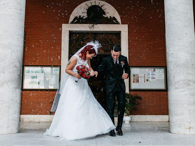 Il matrimonio di Alex e Jessica a Cellino Attanasio, Teramo 39