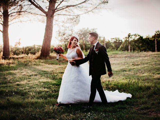 Il matrimonio di Alex e Jessica a Cellino Attanasio, Teramo 42
