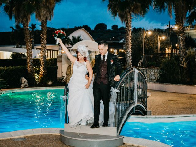 Il matrimonio di Alex e Jessica a Cellino Attanasio, Teramo 45