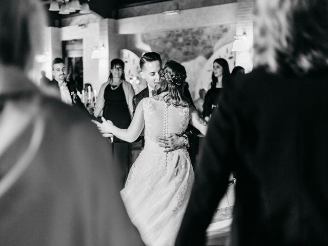 Il matrimonio di Alex e Jessica a Cellino Attanasio, Teramo 46