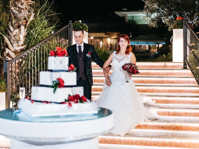 Il matrimonio di Alex e Jessica a Cellino Attanasio, Teramo 51
