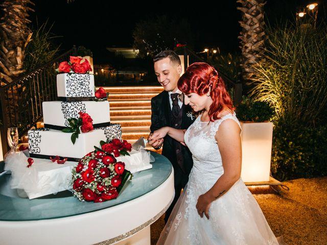 Il matrimonio di Alex e Jessica a Cellino Attanasio, Teramo 53