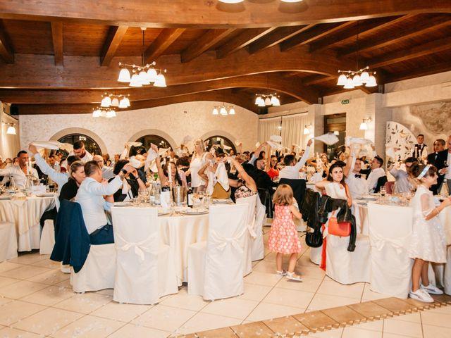 Il matrimonio di Alex e Jessica a Cellino Attanasio, Teramo 56