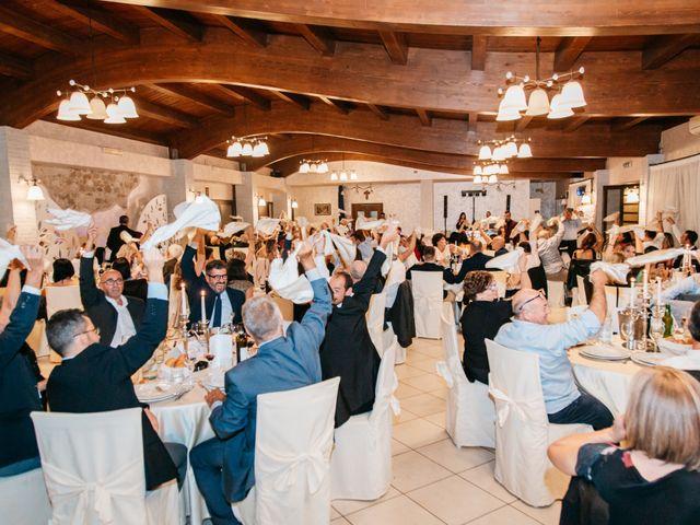 Il matrimonio di Alex e Jessica a Cellino Attanasio, Teramo 57