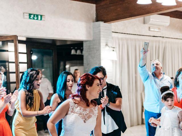 Il matrimonio di Alex e Jessica a Cellino Attanasio, Teramo 58