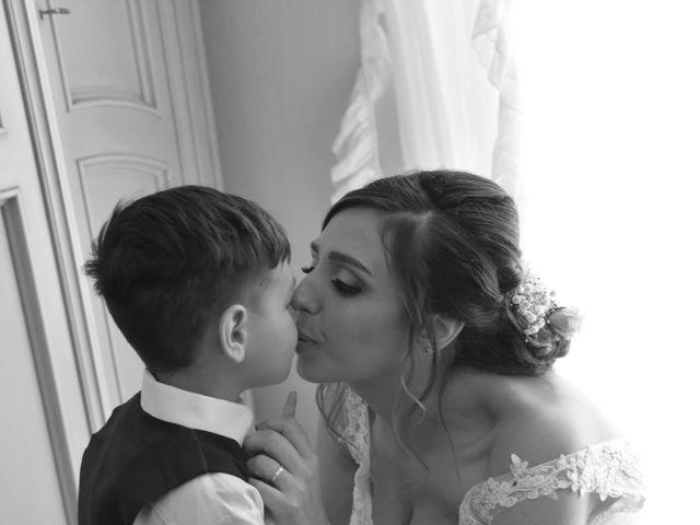 Il matrimonio di Cristian e Elisa a Castelcovati, Brescia 6