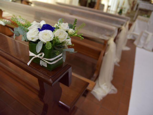 Il matrimonio di Cristian e Elisa a Castelcovati, Brescia 9