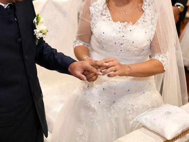 Il matrimonio di Cristian e Elisa a Castelcovati, Brescia 12