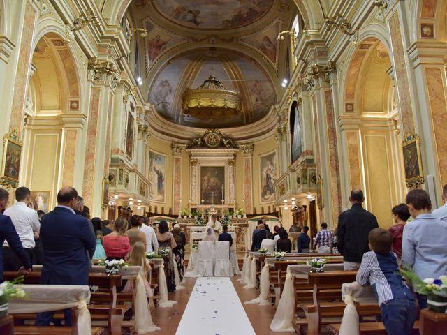 Il matrimonio di Cristian e Elisa a Castelcovati, Brescia 13