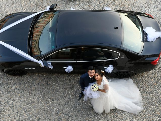 Le nozze di Elisa e Cristian