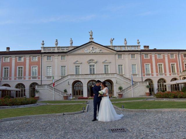 Il matrimonio di Cristian e Elisa a Castelcovati, Brescia 16