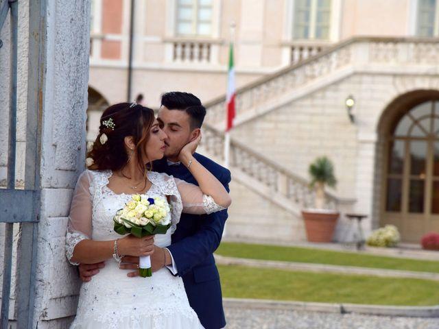 Il matrimonio di Cristian e Elisa a Castelcovati, Brescia 17