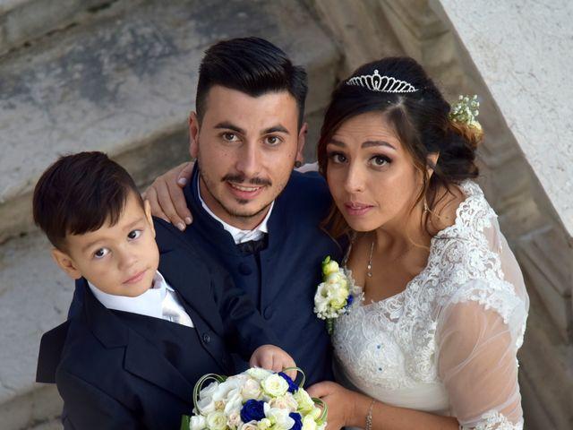 Il matrimonio di Cristian e Elisa a Castelcovati, Brescia 18