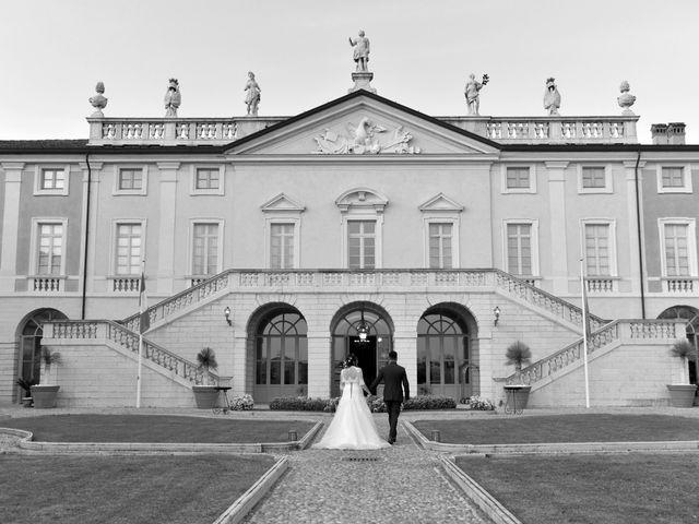 Il matrimonio di Cristian e Elisa a Castelcovati, Brescia 19