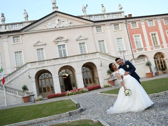 Il matrimonio di Cristian e Elisa a Castelcovati, Brescia 21