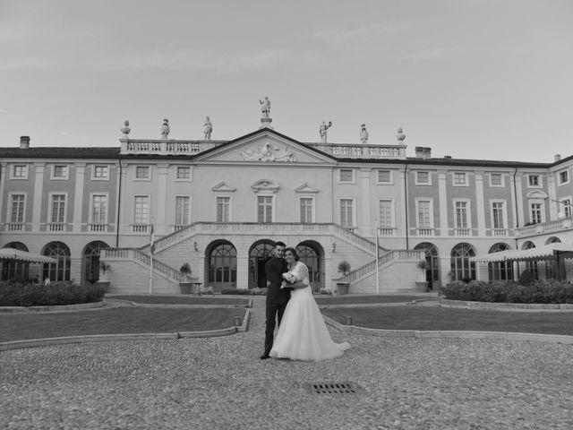 Il matrimonio di Cristian e Elisa a Castelcovati, Brescia 30