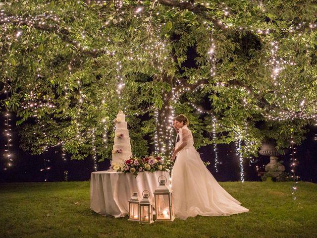 Le nozze di Silvia e Werner
