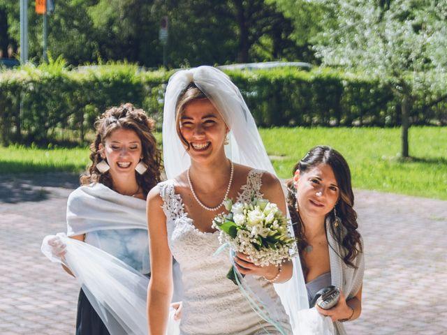 Il matrimonio di Davide e Candida a Bologna, Bologna 14