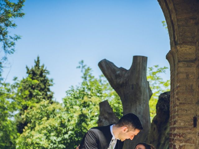 Il matrimonio di Davide e Candida a Bologna, Bologna 17