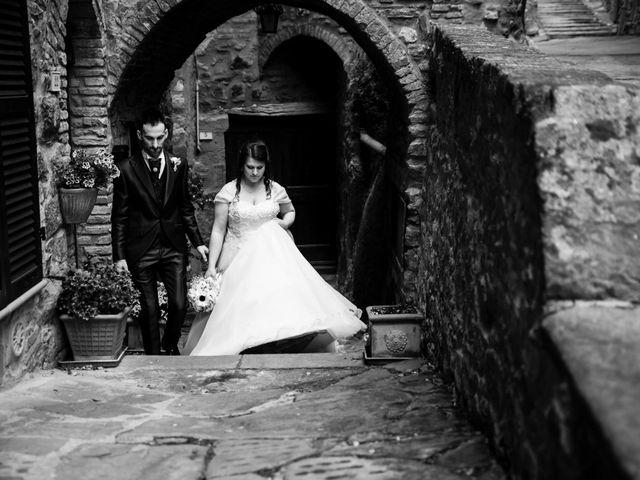 Il matrimonio di Marco e Anna a Passignano sul Trasimeno, Perugia 34