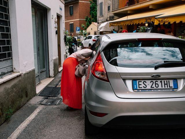 Il matrimonio di Marco e Anna a Passignano sul Trasimeno, Perugia 36