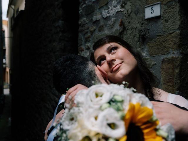 Il matrimonio di Marco e Anna a Passignano sul Trasimeno, Perugia 37
