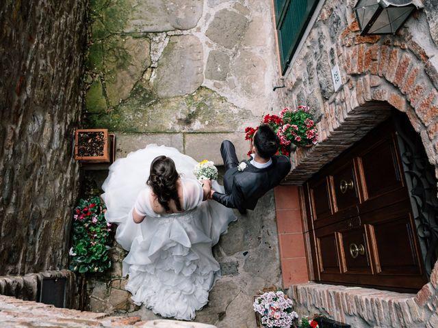 Il matrimonio di Marco e Anna a Passignano sul Trasimeno, Perugia 38