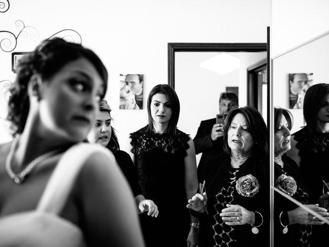 Il matrimonio di Giancarlo e Francesca a Morsasco, Alessandria 22