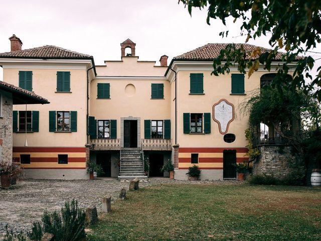 Il matrimonio di Giancarlo e Francesca a Morsasco, Alessandria 25