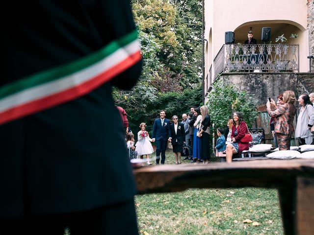 Il matrimonio di Giancarlo e Francesca a Morsasco, Alessandria 28