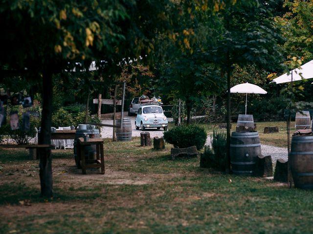 Il matrimonio di Giancarlo e Francesca a Morsasco, Alessandria 30