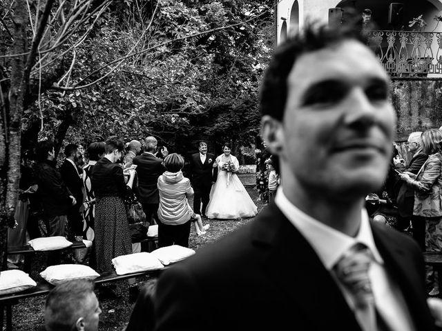 Il matrimonio di Giancarlo e Francesca a Morsasco, Alessandria 33
