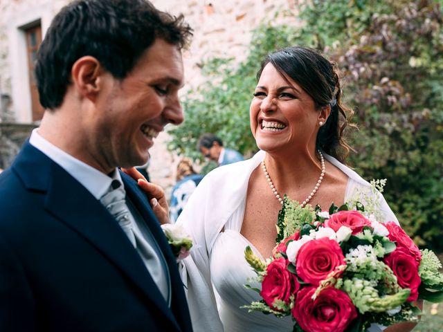 Il matrimonio di Giancarlo e Francesca a Morsasco, Alessandria 35
