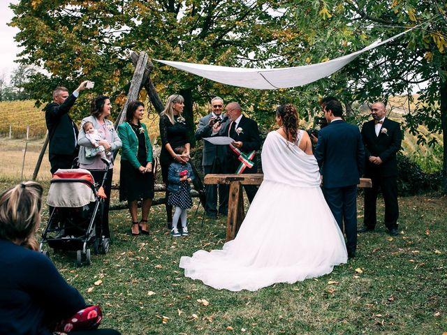 Il matrimonio di Giancarlo e Francesca a Morsasco, Alessandria 36