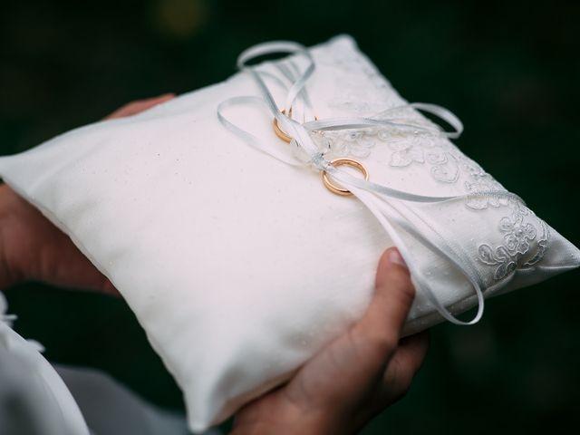 Il matrimonio di Giancarlo e Francesca a Morsasco, Alessandria 37