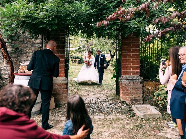 Il matrimonio di Giancarlo e Francesca a Morsasco, Alessandria 42