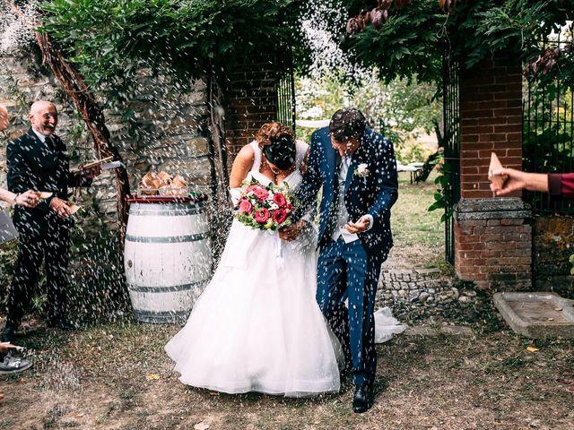 Il matrimonio di Giancarlo e Francesca a Morsasco, Alessandria 43