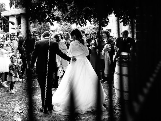 Il matrimonio di Giancarlo e Francesca a Morsasco, Alessandria 45