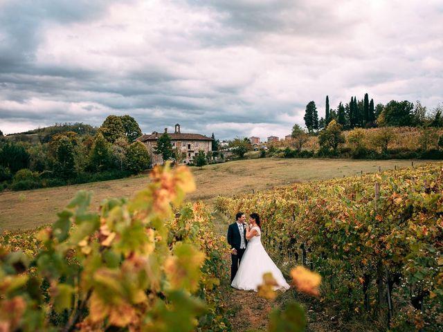 Il matrimonio di Giancarlo e Francesca a Morsasco, Alessandria 52