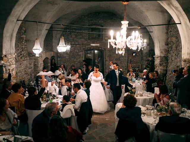 Il matrimonio di Giancarlo e Francesca a Morsasco, Alessandria 61