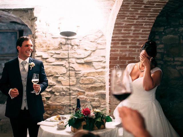 Il matrimonio di Giancarlo e Francesca a Morsasco, Alessandria 62