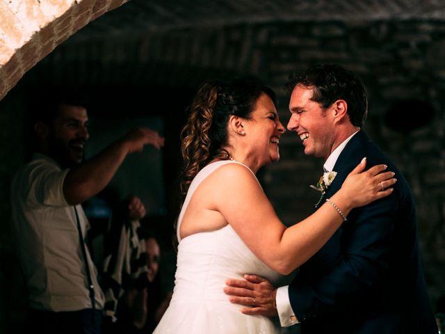 Il matrimonio di Giancarlo e Francesca a Morsasco, Alessandria 63