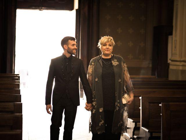 Il matrimonio di Brigitte e Aldo a San Francesco al Campo, Torino 32