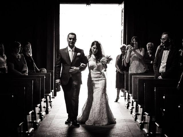 Il matrimonio di Brigitte e Aldo a San Francesco al Campo, Torino 34