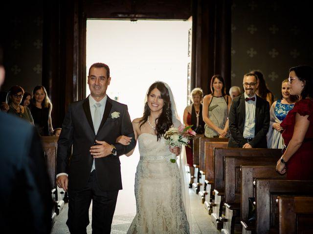 Il matrimonio di Brigitte e Aldo a San Francesco al Campo, Torino 35