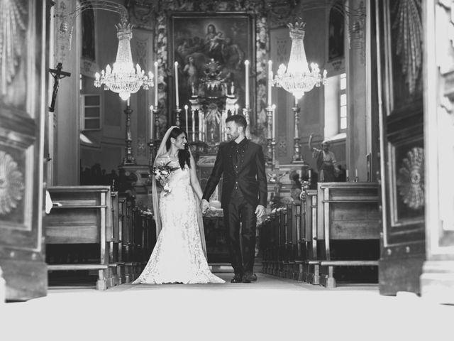 Il matrimonio di Brigitte e Aldo a San Francesco al Campo, Torino 38