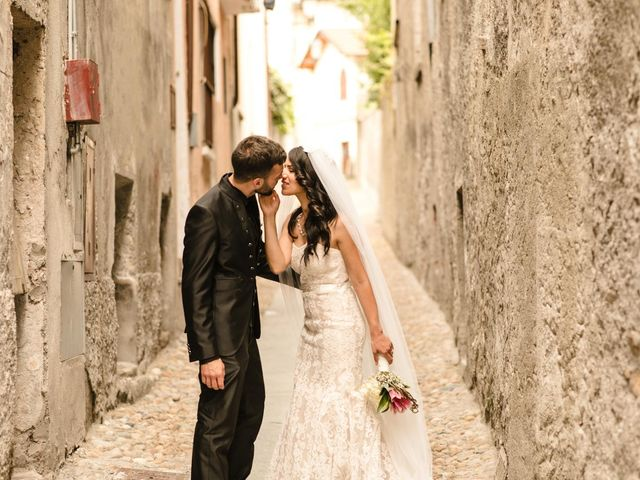 Il matrimonio di Brigitte e Aldo a San Francesco al Campo, Torino 41
