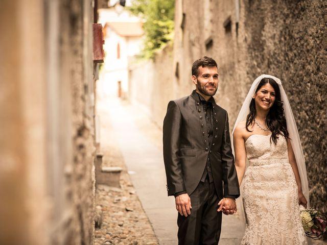 Il matrimonio di Brigitte e Aldo a San Francesco al Campo, Torino 42