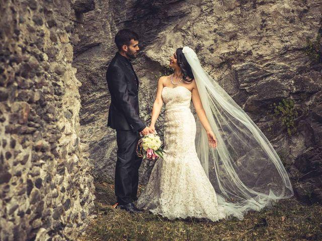 Il matrimonio di Brigitte e Aldo a San Francesco al Campo, Torino 44