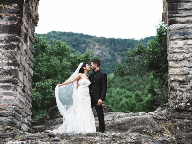 Il matrimonio di Brigitte e Aldo a San Francesco al Campo, Torino 49
